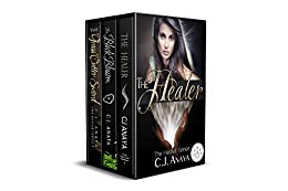 The Healer Series-Box Set Books 1-3: A Young Adult Romantic Fantasy by [Anaya, C.J.]