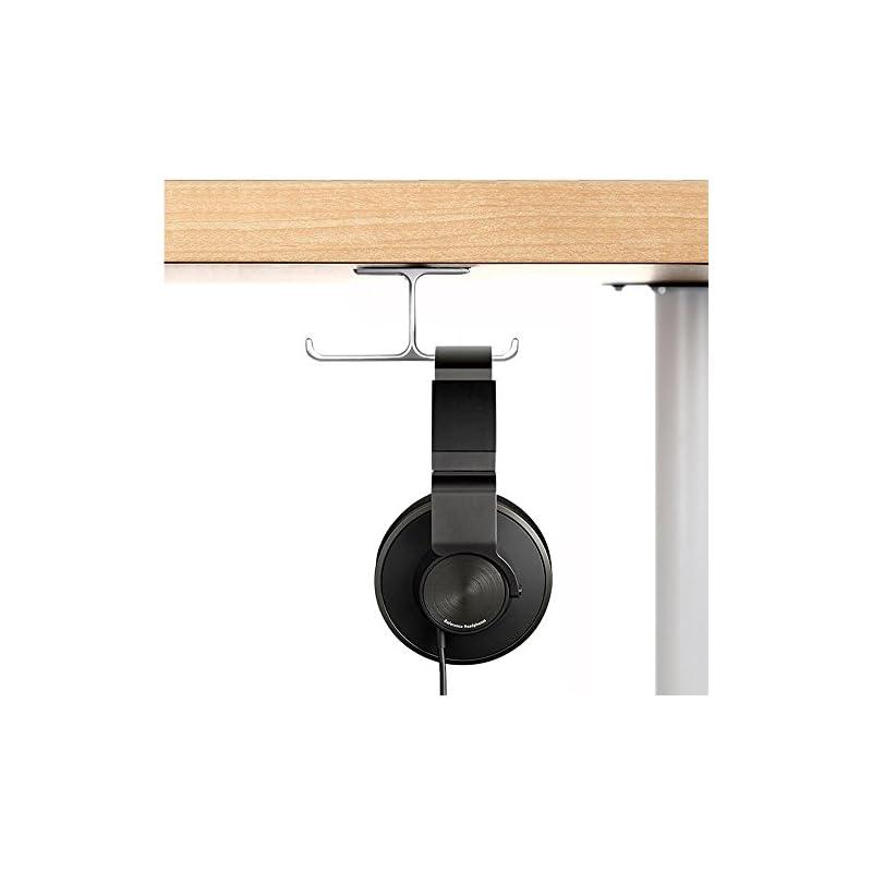Headphone Mount, 6amLifestyle Headset Ho