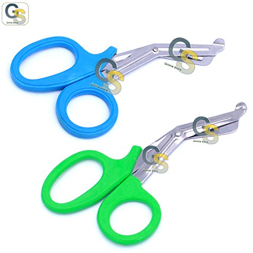 PARAMEDIC UTILITY SCISSORS STAINLESS GSI product image