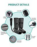 Nekteck Leg Massager with Air Compression for