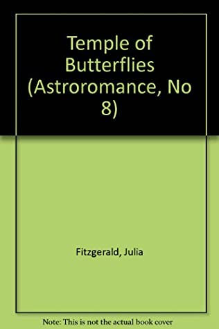 book cover of Temple of Butterflies