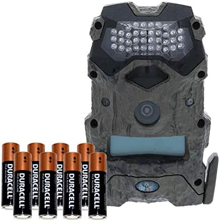 Wildgame Innovations Mirage 16 16MP Water-Resistant Hunting Game Trail Camera Batteries – HD Photos and 720p Video Recording