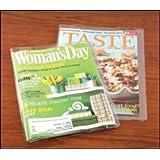 "Vista-Gloves Slip-On Magazine Cover - 11 1/8"" x 8 5/8"" - 25/pkg"