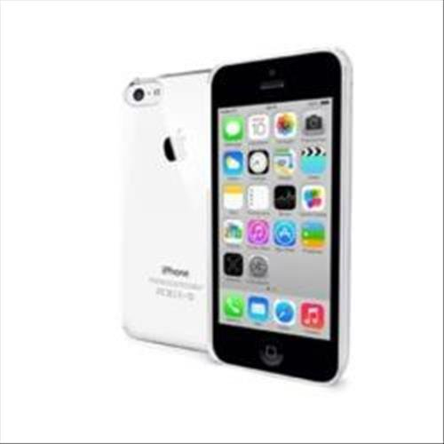 Celly Crystal360 Case für Apple iPhone 5C transparent