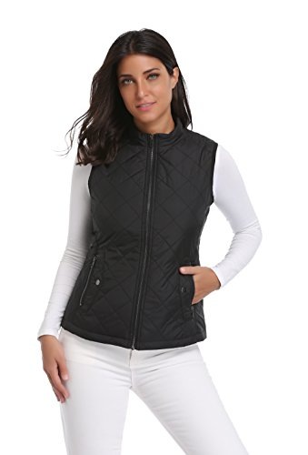 Quilted Hunting Vest - 1