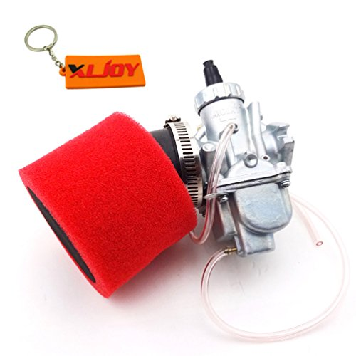 XLJOY 26mm Carburetor Carb 45mm Air Filter Set for 140cc 150cc 160cc Pit Dirt Bike SSR Thumpstar
