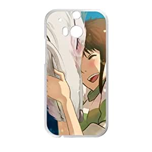 HTC One M8 Cell Phone Case White Spirited Away0 Vhxpc