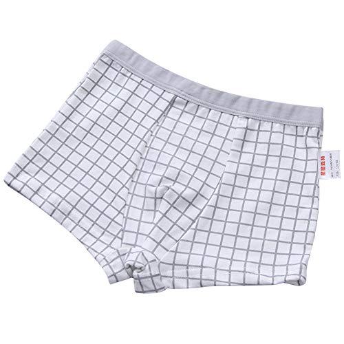 RAISEVERN Slip Boxer da Bambino Pantaloncini di Cotone Shorts Intimo Assortito 4 Pezzi Pantaloni Bambino Pantaloni di Sicurezza 2-3 Anni