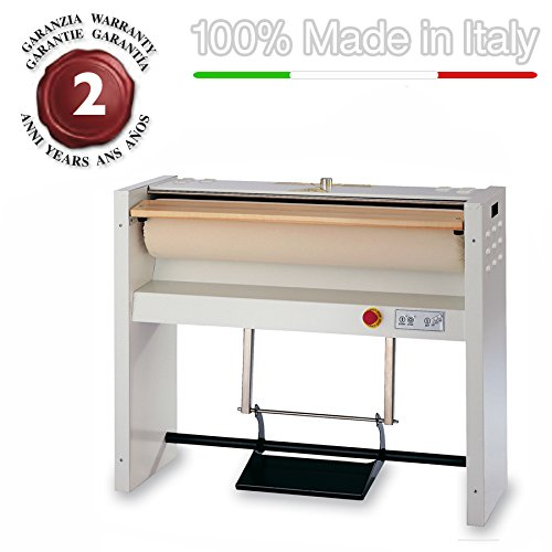 EOLO PROFESSIONAL ROLLER IRONER MG03 3,4 kwatt 100 cm base with legs 230 Volts by EOLO H&P