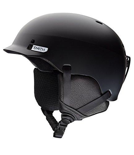 Smith Optics Gage Adult Ski Snowmobile Helmet - Matte Black / Medium