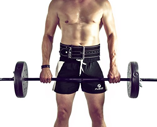 Single Prong Powerlifting Belt 10mm Weight Lifting