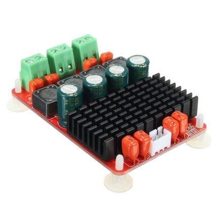 TPA3116 50W X 2 Dual Channel+ PBTL 100W Mono Digital Amplifier by Jolooyo