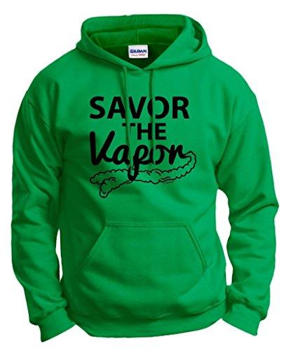 Savor Vapor Vaping Hoodie Sweatshirt