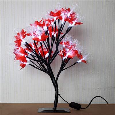 Fiber Optic Blossom Led String Lights