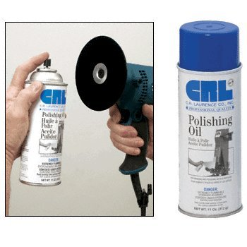 Polishing Oil - CRL Polishing Oil - 11 oz Spay Can