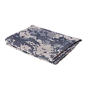 Anleolife Military Handkerchief Gift Packing Handkerchief Hanky Embroidered Handkerchief /Mocket For Hunting Camping CS Sports Hand Towel (5)
