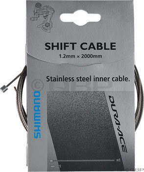 Shimano Dura Ace PTFE coated Der cable 1.2 x 2000mm