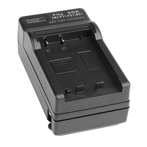 Battery Charger for Sony NP-BD1 NP-FD1 NP-FT1 NP-FR1 NP-FE1 Battery T900