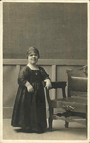 Princess Estella Smith 26 years, 46 Inches, 75 Pounds Little People Dwarfs Original Vintage Postcard from CardCow Vintage Postcards