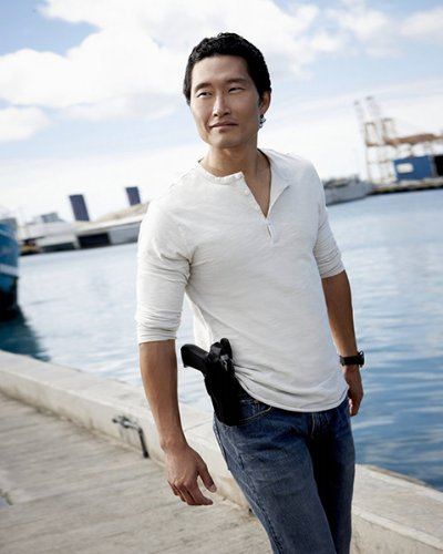 Daniel Dae Kim Off colour Actor 003 8x10 PHOTO