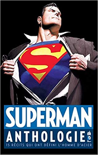 SUPERMAN ANTHOLOGIE - Tome 0 (DC ANTHOLOGIE) (French Edition): Collectif, Collectif: 9782365772006: Amazon.com: Books