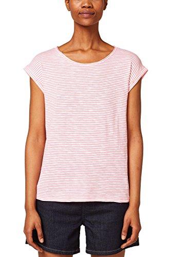 Camiseta Esprit Mujer 672 Para Multicolor pink 3 FCxRCwqdU
