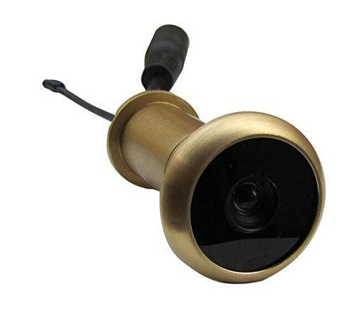 9. Door Peephole Camera by 3rd Eye