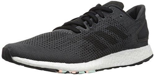 adidas Women's Pureboost DPR Running Shoes, Black/Grey, 9 M US