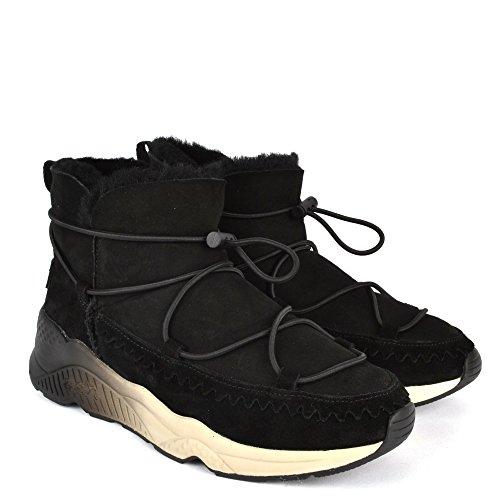 Ash Black Footwear Shearling Black Mitsouko Boot Lined 4q4pwEr