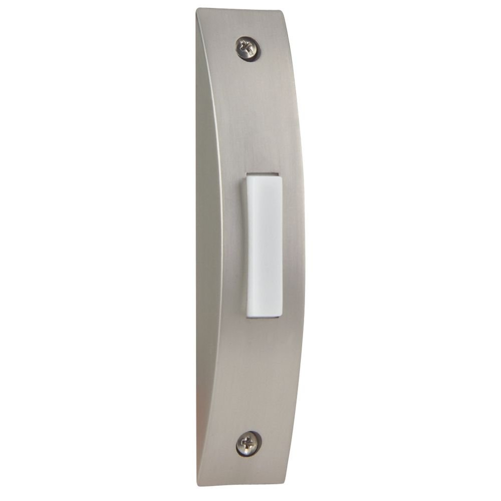Superieur Craftmade Lighting BSCS BN Surface Mount Modern Button, Brushed Nickel  Finish   Doorbell Push Buttons   Amazon.com