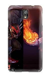 Faddish Phone Dota 2 Fantasy 2011 Video Game Case For Galaxy Note 3 / Perfect Case Cover
