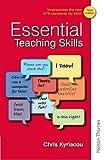Essential Teaching Skills Third Edition