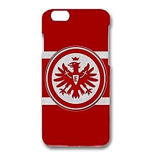 FC Team Logo Red Classical Eintracht Frankfurt Phone Case 3D Hard Plastic Frankfurt logo Phone Case for Iphone 6/6s 4.7 (inch)