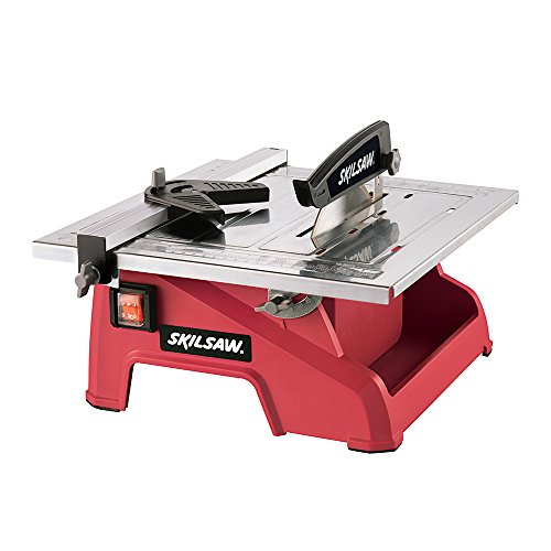 Brick Tile Saw - SKIL 3540-02 7-Inch Wet Tile Saw