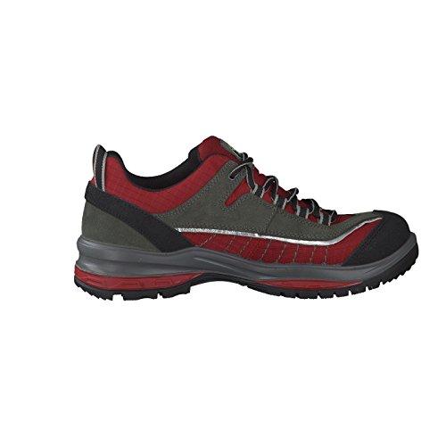 Basses de Randonnée Femme Chaussures rot pour Grisport Mittel PvqHwZxAWt