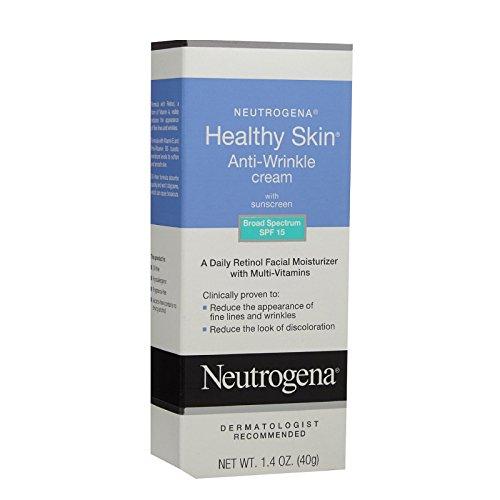 Neutrogena healthy skin anti wrinkle cream reviews