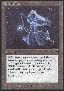 Magic: the Gathering - North Star - Legends