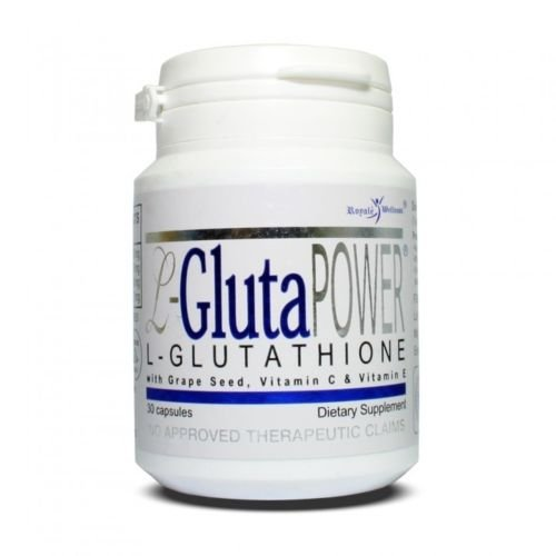 USA SELLER Royale L Gluta Power 462 GLUTATHIONE With Grape Seed Capsule