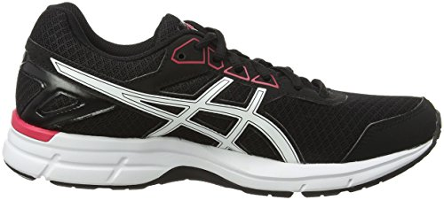 de Red Entrenamiento 9 Multicolor White para Asics Mujer Zapatillas Gel Galaxy Rouge Black qIwccU1B6