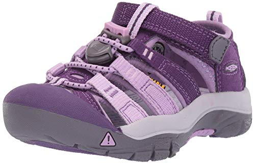 KEEN Unisex Newport H2 Water Shoe, Majesty/Lupine, 12 M US Little Kid