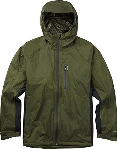 Burton Men's Chaos Jacket, Olive Night, -