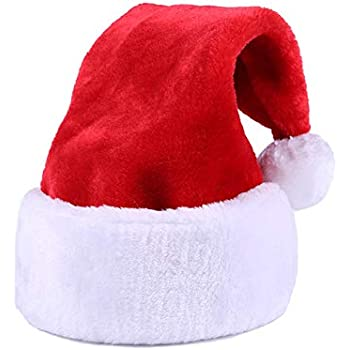 THICK RICH PLUSH SANTA CLAUS CHRISTMAS XMAS COMPLETE COSTUME SET BURGUNDY OUTFIT
