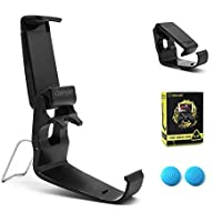 Dainslef [New Version] Xbox One Controller Foldable Mobile Phone Holder Smartphone Clamp Game Clip For Microsoft XBOX…