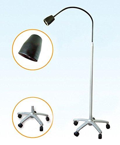 Dental Power 2015 Dental Micare JD1100 Mobile Stand Type LED Exam Light