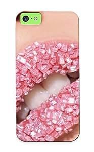 Stylishgojkqt Premium Protective Hard Case For Iphone 5c- Nice Design - Sexy Lips