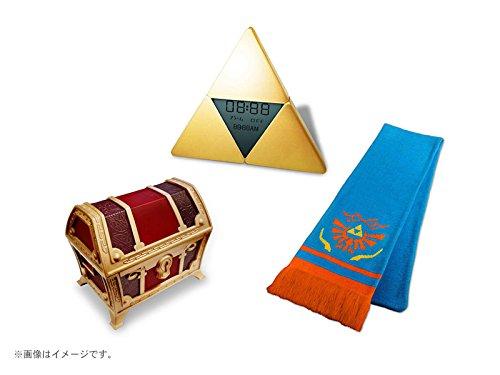 [Wii U] Zelda Musou Hyrule Warriors Treasure Box Limited Edition