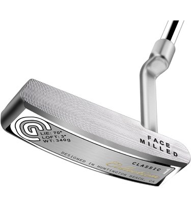 Cleveland Golf Men's Classic Collection HB 3.0 Putter (Right Hand, 34-Inch)