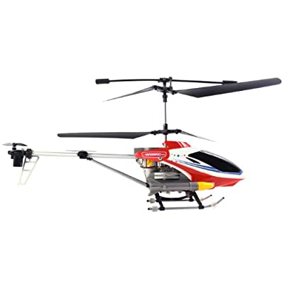 My Web Rc Bullet Copter Red by My Web RC