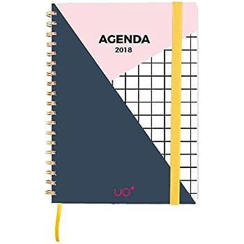 Amazon.com : UO ktag18ed1 - Kit Agenda 2018 with Design ...