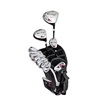 Amazon.com: orlimar HE2 Set Completo de Golf para mujer ...